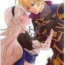 Twilight Eye | Fire Emblem Fates Doujinshi | Corrin (F) x Leo