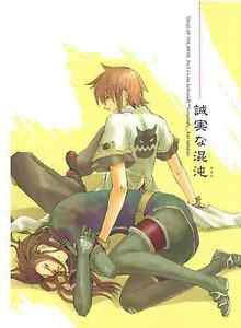 Honest Chaos   Tales of the Abyss Doujinshi   Asch x Luke Fon Fabre, Tear