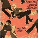 Boys just wanna have fun   Persona 3 Doujinshi   Shinjiro x Akihiko Sanada, Ken