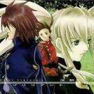 Silent Brilliance | Tales of Symphonia Doujinshi | Kratos Aurion x Anna, Presea
