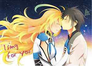 I Sing For You | Tales of Xillia 2 Doujinshi | Jude Mathis x Milla Maxwell