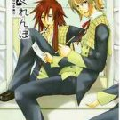 Hide and Seek | Tales of the Abyss Doujinshi | Asch x Luke Fon Fabre