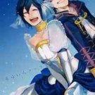 Sky-Colored Boquet   Fire Emblem Awakening Doujinshi   Morgan (F) & Morgan (M)