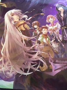 Singing Star | Tales of Vesperia Doujinshi | Yuri, Raven, Estelle, All Character