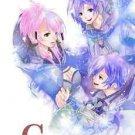 Aria | Fire Emblem Awakening Doujinshi | Robin (F) x Chrom, Morgan, Lucina