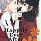 Ever After | Persona 3 Doujinshi Anthology | Shinjiro Aragaki x Akihiko Sanada