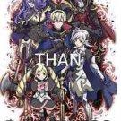 Darker Than | Fire Emblem Fates Doujinshi | Leo x Corrin, Corrin + Nohr Family
