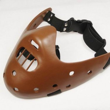 New Silence of the Lambs Hannibal Lecter Film CharacterCoffee Mask