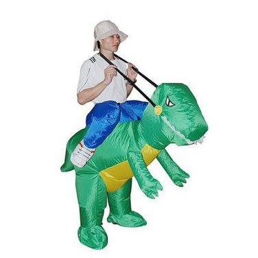 INFLATABLE DINOSAUR party costume