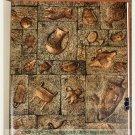 Imitation stone pattern  wallpaper 842