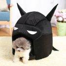 pet house cat nest Pet pads Batman shape