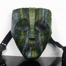 New Resin Loki Mask Jim Carrey The God of Mischief Movie Replica Props