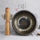 Master---Handmade 8cm Tibetan Meditation Yoga Singing Bowl Set