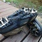 Master-- Gear 18 Tooth Crampons Cleats Set Fishing Outdoor  Snow Claw Antiskid Shoe Spikes