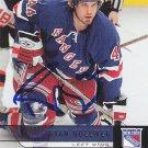 Ryan Hollweg Signed Rangers Card Maple Leafs - HC Plzen