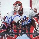 Martin Gerber Signed Hurricanes Card Ducks - Rogle