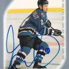 Glen Metropolit Signed Capitals Card Jokerit - Lugano