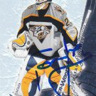 Tomas Vokoun Signed Predators Card Penguins - Panthers