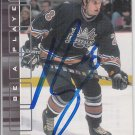 Matt Pettinger Signed Capitals Card Hamburg Freezers