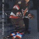 Sami Salo Signed Senators Card Canucks - Lightning