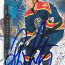 Ray Whitney Signed Panthers Card Hurricanes - Stars