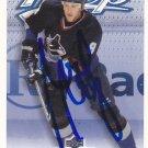 Marek Malik Autograph Canucks Card Hurricanes - Rangers - Vítkovice Steel