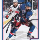 Marian Gaborik Signed Rangers Card Kings