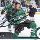 Ryan Garbutt Signed Sharks Card Ducks