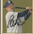 Phil Nevin Signed Fleer Padres Card