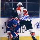 Mike Knuble Signed Flyers Photo