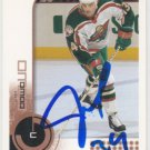 Jim Dowd Signed Wild Card Devils
