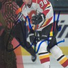 Jeff Cowan Signed Flames Future Heroes Card