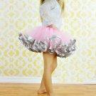 Fashion Girls Casual Chiffon Skirts Tutu