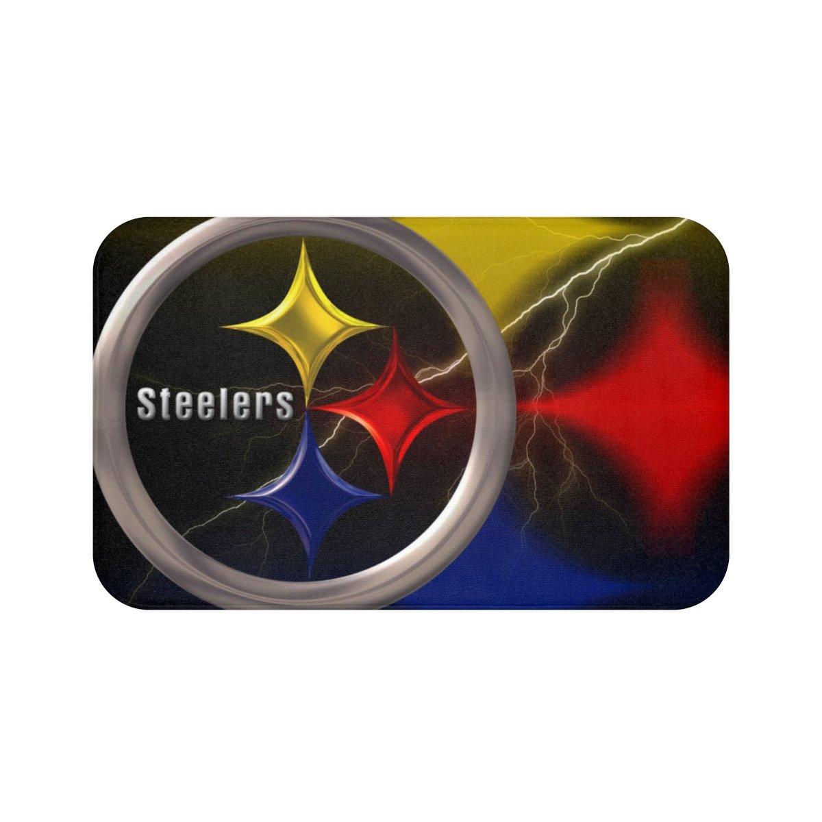 Steelers Bath Mat