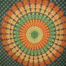 Mandala Indian Bohemian Cotton Tapestry Wall hanging Dorm Decor Wall Art Throw
