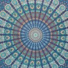 Mandala Tapestry Hippie Cotton Wall Hanging Bohemian Throw Ethnic Bedspread
