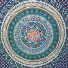 Mandala Cotton Hippie Tapestry Decorative Wall hanging Bohemian Wall Art Throw