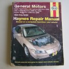 Haynes GM Repair Manual 1988 Thru 2002