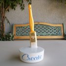 Create Décor Piece For The Artist, Crafter Or The DIY'er