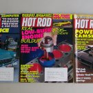 Vintage Hot Rod Magazine Lot Engine Building Power Tuning Drags Baja Harley