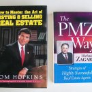 Real Estate Book Lot PMZ Way Master Listing Selling Hopkins Zagaris Success Strategies