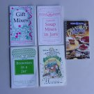 Book Lot Food Gifts Brownies Soup Basket Gooseberry Patch Baking Cookbooks Gannaway