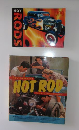 Hot Rod Book Lot All American Hot Rods And Hot Rods the 500 Series