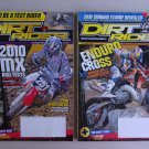 Dirt Rider Magazine Lot Nov Dec 2009 Honda Kawasaki Yamaha MX Enduro