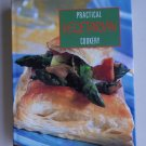 Practical Vegetarian Cookery Cookbook Healthy Recipes Tips Hardcover Book