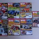 Rod & Custom Magazine Lot Orbitron Atomic Punk Black Widow Ice Truck Deuce Model A Vintage