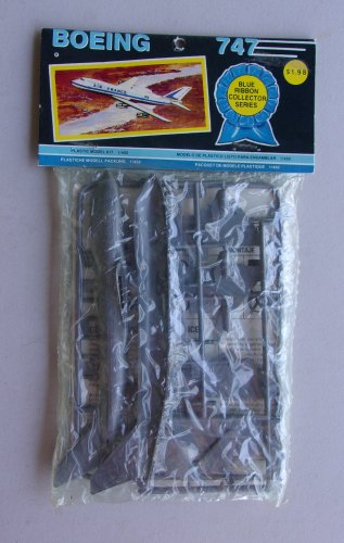 Boeing 747 Blue Ribbon Collector Series Aircraft Model Kit 1/450 Aviation Plane