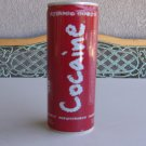 Cocaine Energy Drink Vintage 2008 Limited Edition 8.4 OZ Can Unopened