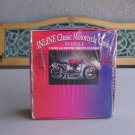Inline Motorcyle Cards Series 1 Silver Card Premiums Hologram Harley Indian BSA Ducati Vintage