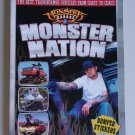 Monster Nation Book Jesse James Garage Dragster School Bus Little Red Wagon Truck Tailgate